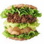 全部肉の「にくにくにくバーガー」発売!ほんとに糖質制限ダイエット中でも食べられる?